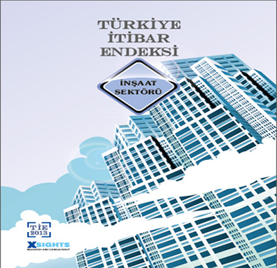 TURKEY'S REPUTATION INDEX; TIE - RESEARCH ON CONSTRUCTION & REAL ESTATE SECTORS