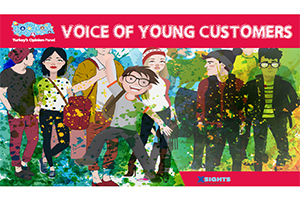 VOICE OF YOUNG CUSTOMERS - RETAIL